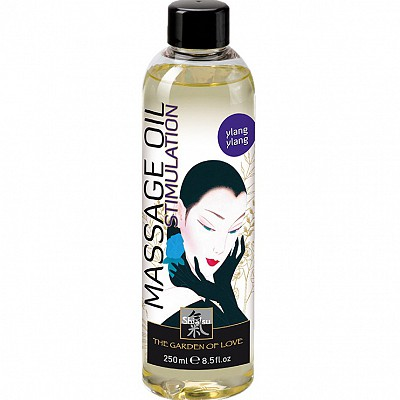 Massage Oil Stimelation Ylang Ylang массажное масло Иланг Иланг 250 мл.